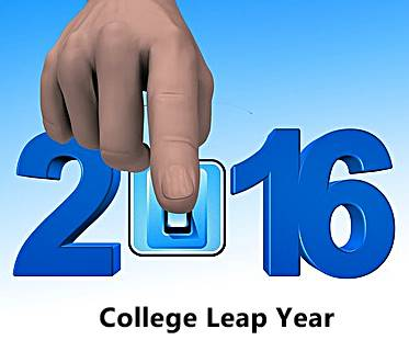 College Leap Year Story
